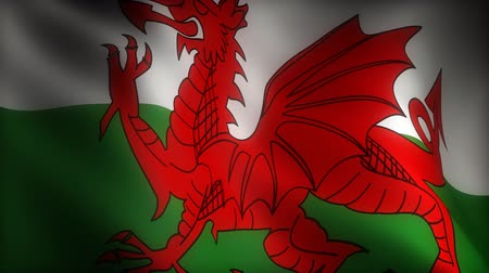 birlik : Flag of Wales (seamless)