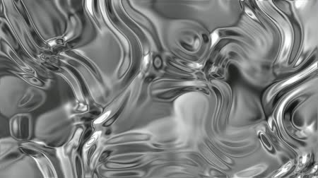 ezüst : Liquid metal surface (seamless loop)