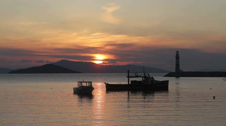 экзотичность : Seaside town of Turgutreis and spectacular sunsets