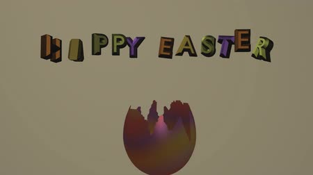 friendly Easter greeting