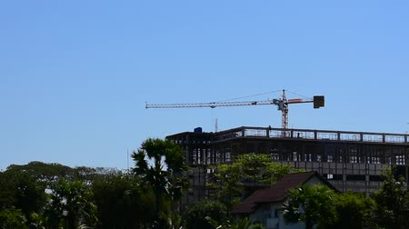 marco internacional : Crane construction site