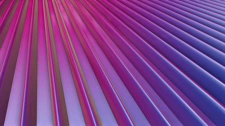 peppy : popular gradient color stripes move cyclically. Abstract 3d smooth seamless bright background in 4k. Simple geometry in cartoon creative style. Looped animation. Lines 1