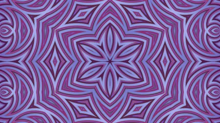 peppy : popular gradient color stripes move cyclically. Abstract 3d smooth seamless bright background in 4k. Simple geometry in cartoon creative style. Looped animation. kaleidoscope 2