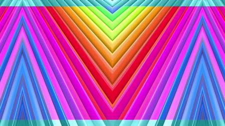 radiant : Rainbow multicolored stripes move cyclically. 7
