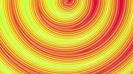 radiante : rainbow colors abstract stripes, background in 4k with bright shiny paint. Smooth seamless animation with gradient color. Curved lines 17
