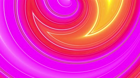 radiante : rainbow colors abstract stripes, background in 4k with bright shiny paint. Smooth seamless animation with gradient color. Curved lines 18