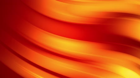 distorcida : A red yellow gradient of a bright fire color changes slowly and cyclically. 4k smooth seamless looped abstract animation. 3d render of curved lines. 21