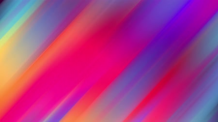cosas : Gradient of rainbow colors are cyclically shifting in loop. It is 4k beautiful abstract background with seamless looping animation for holiday presentations or trendy stuff in motion design style. Lines