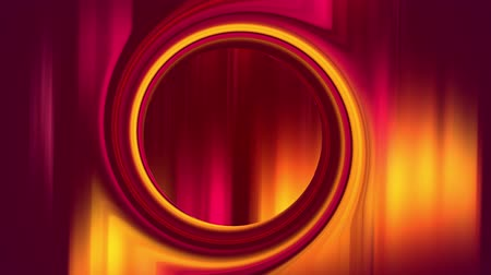 distorção : creative background with liquid gradient of bright red yellow orange colors mix slowly with copy space. 4k smooth seamless looped animation. Twisted curves 18