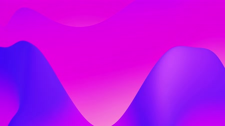 falsificação : 4k seamless loop with abstract fluid blue violet gradients, inner glow wavy surface. Beautiful color gradients as abstract liquid background, smooth animation. 3d in flat pleasant modern style 2