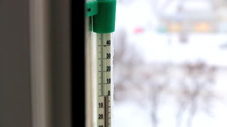 индикатор : Glass thermometer for studying meteorological investigations