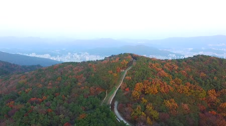 chosun : 2017 Autumn of Geumjeong Mountain Fortress South Gate, Busan, South Korea, Asia