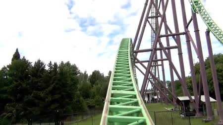 rolete : Last part of the fastest rollercoaster in the Netherlands