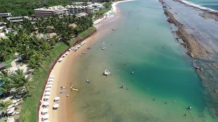 kompakt : Porto de Galinhas, Ipojuca, Pernambuco, Brazil: compact video with the best beaches to promote your business: Muro Altos Beach, Cupes Beach, Maracaipes Beach and Centrals Beach.