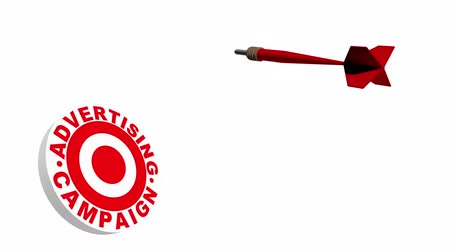 targeted : Target Advertising Campaign 3D