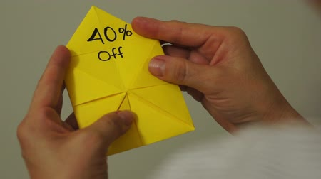 oferta : Origami Game Discount 40 Percent