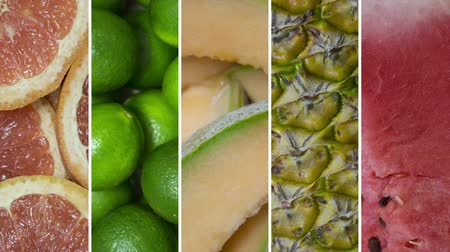 üretmek : Fresh Fruits Collage