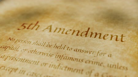 deneme : Historic Document 5th Amendment