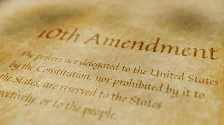 amendment : Historic Document 10th Amendment