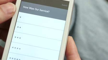 satysfakcja : Service Survey on Mobile Phone Wideo