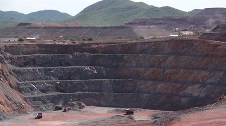 yükleyici : Industrial Mining Pit and Heap Leaching