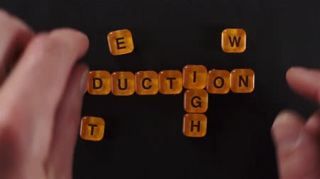 сокращение : Letters Blocks Spell Weight Reduction