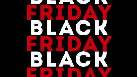 элементы : Black Friday Sale Animation 4k