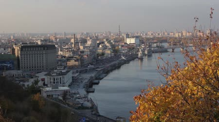 coalition : Kyiv. Bank of the Dnieper river.