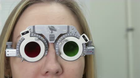 good : Examination of The View of a Woman, The Choice of Optics for Glasses.