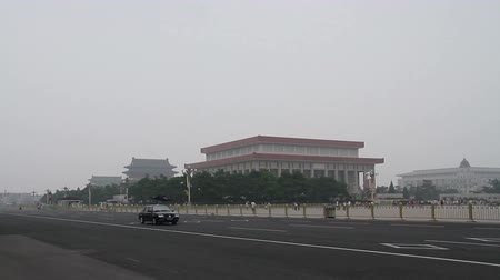 elnök :  Tiananmen square at daytime HD.