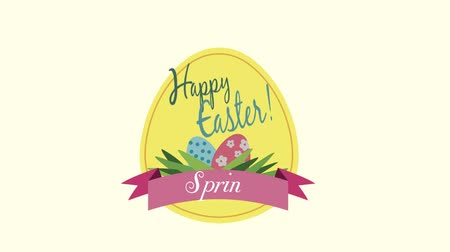 pascha : happy easter day Video
