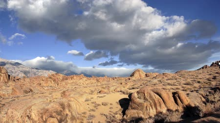 alpes : Alabama Hills Owens Valley Sierra Nevada Sky Clouds Weather