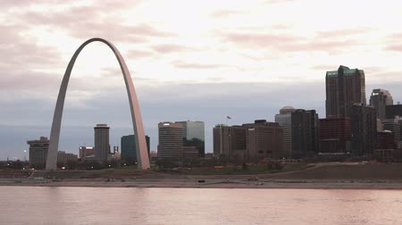 porta de entrada : Downtown St Louis Missouri Skyline Arch