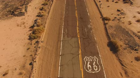 rota : Route 66 Historic Two Lane Highway Southwest United States
