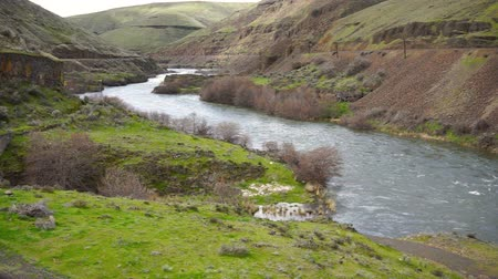 dobrar : Wild Deschutes River Outside Maupin Oregon