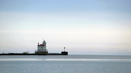Great Lake Erie Coast Lighthouse an Historical Beacon