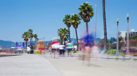 Калифорния : Santa Monica california