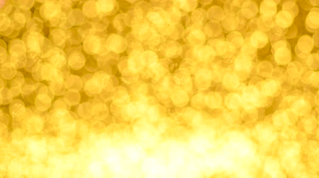spots : Golden Christmas or New Year festive background