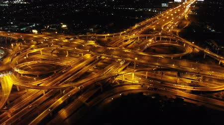 ptactvo : Aerial View of traffic transportation,bird eye view