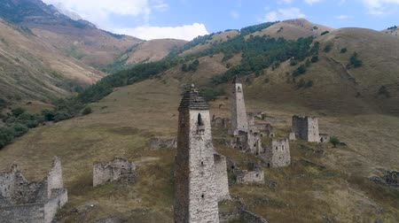 defender : Defensive towers in the mountains of Ingushetia