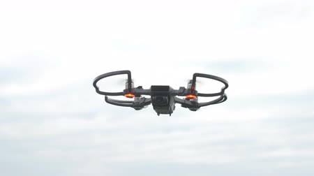 pairar : Silhouette of flying personal drone
