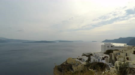 УВР : Greece Oia village on Santorini