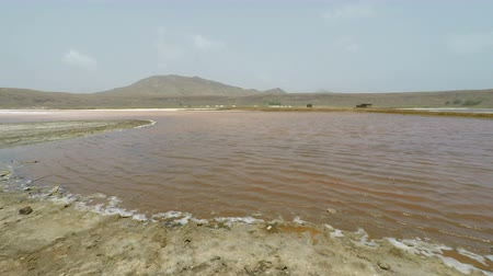 sál : old salt refinery in cape verde