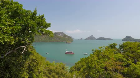 Mu Ang Thong Marine National Park in Thailand