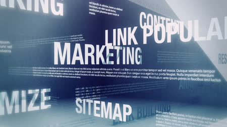 silnik : SEOInternet Marketing Related Words Loop