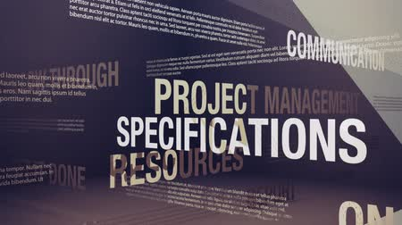 projektowanie : Project Management Related Terms