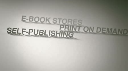livros : Self-Publishing Concept Animation