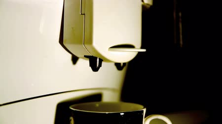 Coffee Maker Stock Footage