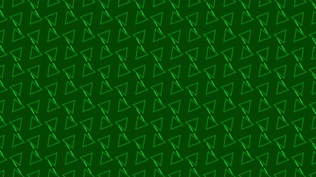 növelni : Animation background with triangle and lines