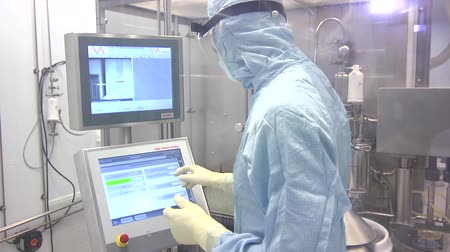 чистый : Medical technology manufacturing facilities.